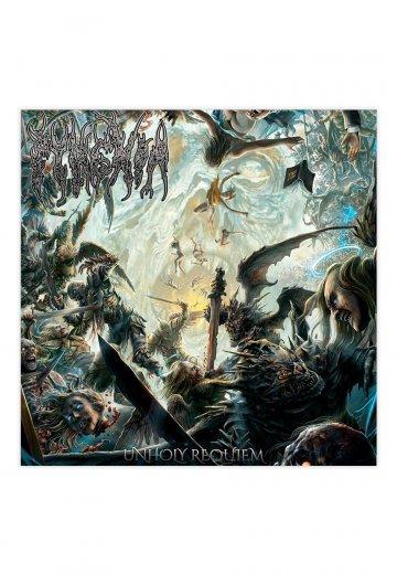Pyrexia - Unholy Requiem - CD