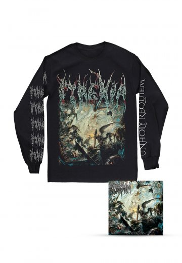 Pyrexia - Unholy Requiem Special Pack - Longsleeve