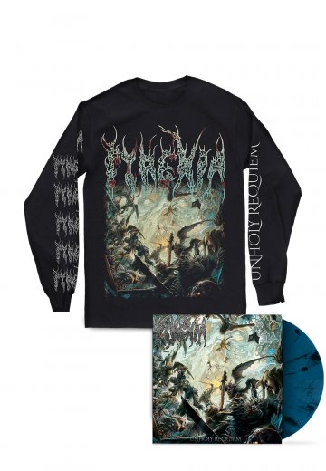 Pyrexia - Unholy Requiem Colored Vinyl Special Pack - Longsleeve