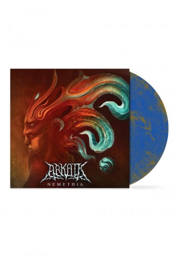 Arkaik - Nemethia Blue/Gold - Colored LP