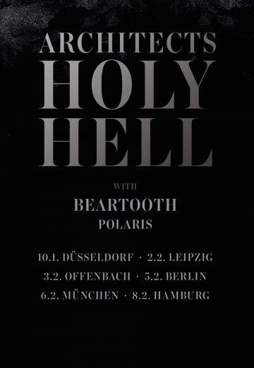 Architects - 02.02.2019 Leipzig - Ticket