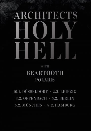 Architects - 03.02.2019 Offenbach - Ticket