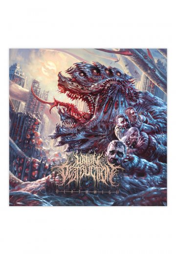 Within Destruction - Deathwish - CD