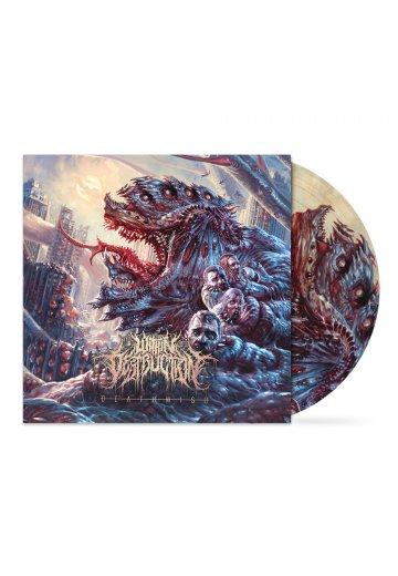 Within Destruction - Deathwish - Picture LP