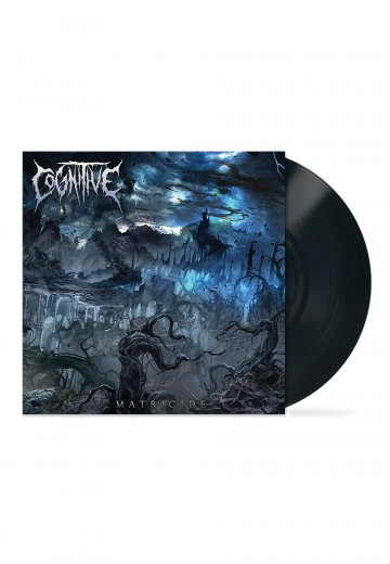Cognitive - Matricide Blue/Black Opaque - Colored LP