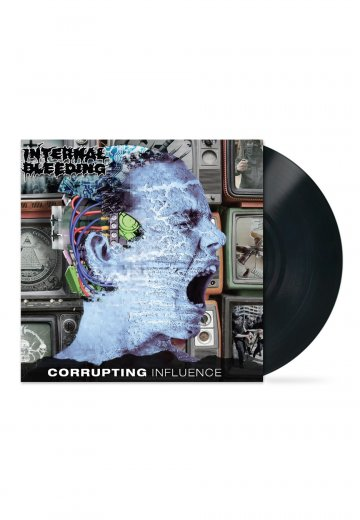 Internal Bleeding - Corrupting Influence - LP