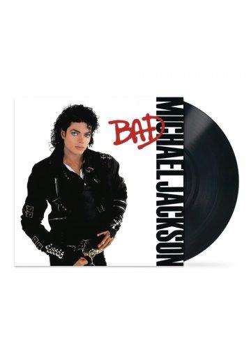 c2a6f0b6d Michael Jackson - Bad - LP - Official Pop Merchandise Shop - Impericon.com  AU