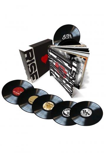 9b3ba70809856e Rise Against - Rise Ltd. - Vinyl Box - Offizieller Melodic Hardcore  Merchandise Shop - Impericon.com DE