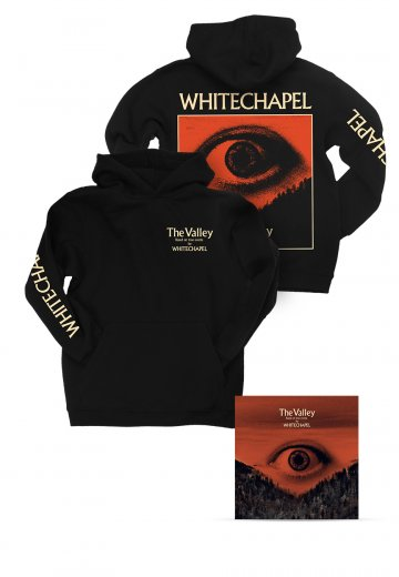Whitechapel - The Valley Special Pack - Hoodie