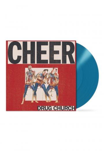 Drug Church - Cheer Sea Blue - Colored LP
