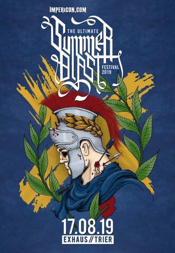 Summerblast Festival - 17.08.2019 Trier - Ticket