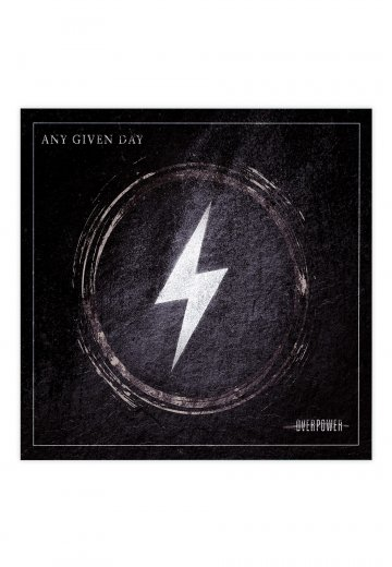 Any Given Day - Overpower - CD Box