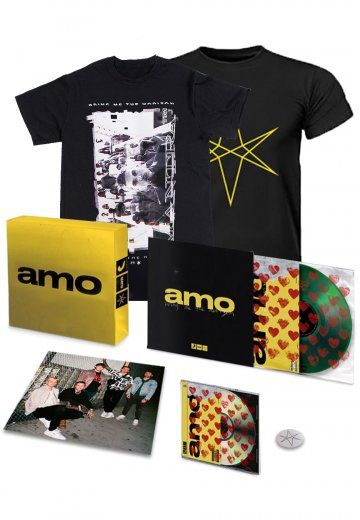 Bring Me The Horizon - amo Impericon Box Set Special Pack - T-Shirt