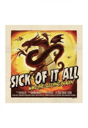 Sick Of It All - Wake The Sleeping Dragon! (Limited) - CD Box Set