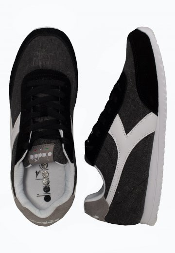 Diadora - Jog Light C Black/Paloma/Grey