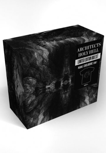 Architects - Holy Hell Deluxe - Box