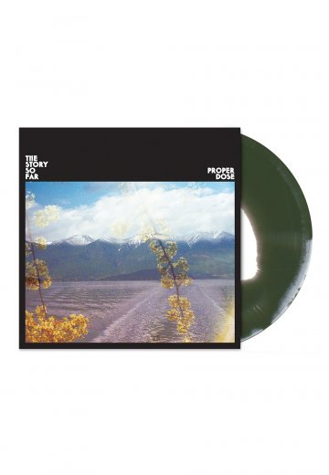 The Story So Far - Proper Dose White/Olive - Colored LP
