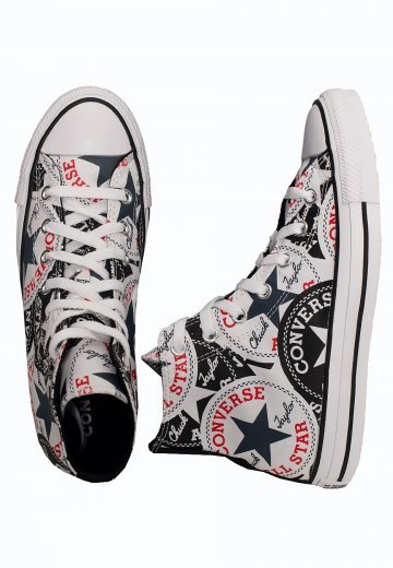 Converse Chuck Taylor All Star Hi Chaussures Impericon