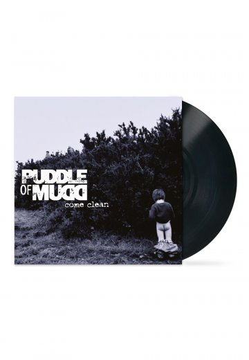 Puddle Of Mudd - Come Clean - LP