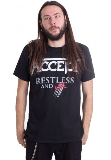 Accept - Restless And Live - T-Shirt