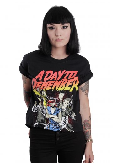 A Day To Remember - 2nd Sucks - T-Shirt