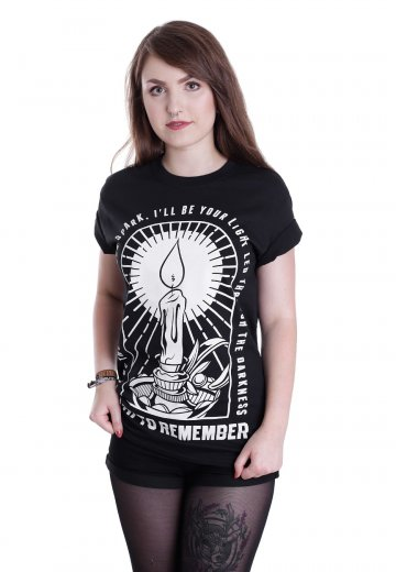 A Day To Remember - Darkness Candle - T-Shirt