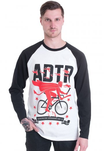 A Day To Remember - Disrespecting White/Black - Longsleeve
