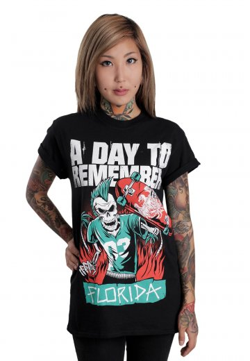 A Day To Remember - Skater - T-Shirt