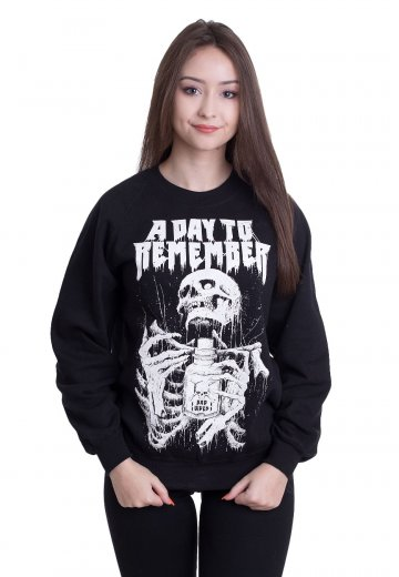 A Day To Remember - Skeleton - Sweater