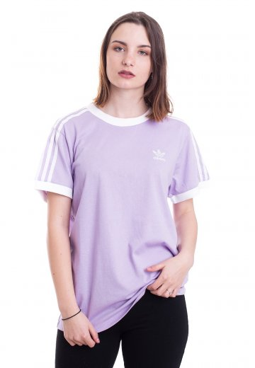 ace6cccc71d471 Adidas - 3 Stripe Purple Glow - Girly - Negozio di streetwear ...