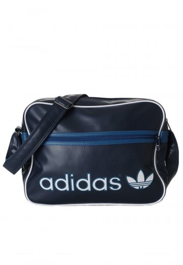 Adidas - AC Airline Solid Blue Dark Royal - Bag - Streetwear Shop -  Impericon.com Worldwide 5dfd39f4cd349