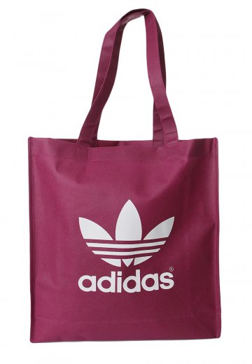 Adidas AC Trefoil Shopper PowerpinkWhite Bag