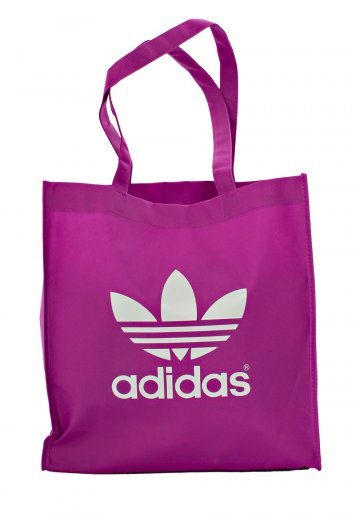 2d6340c961 Adidas - AC Trefoil Shopper Ultra Purple White - Bag - Streetwear Shop -  Impericon.com UK