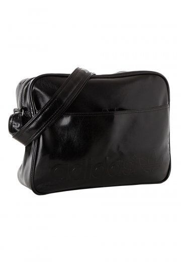 4329ba2e4a17 Adidas - Adicolor Airliner Black Earth Brown - Bag - Streetwear Shop -  Impericon.com Worldwide