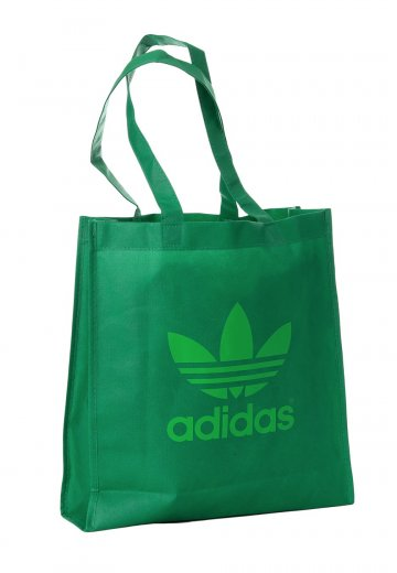 d66fbdcb5f4d Adidas - Adicolor Trefoil Shopper Fairway Real Green - Bag - Streetwear Shop  - Impericon.com UK