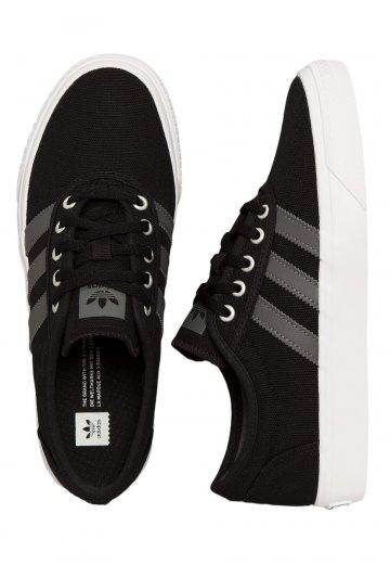 Adidas - Adi-Ease Core Black/Grey Four/Ftwr White - Girl Shoes