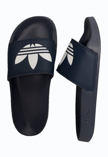 Adidas - Adilette Lite Conavy/FTW White