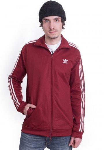 Adidas - Beckenbauer Rust Red - Track Jacket