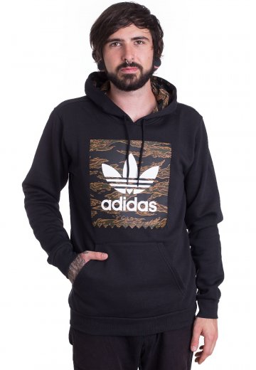 4be69b7b5698 Adidas - Camo Blackbird Black - Hoodie - Streetwear Shop - Impericon.com  Worldwide