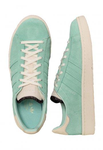 deeac172fd0 Adidas - Campus W Clear Mint Off White Clear White - Sapatos de ...