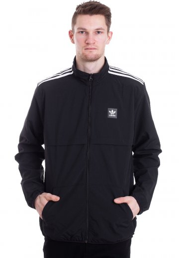 eacb57bdaf03f Adidas - Class Action Black/White - Track Jacket - Streetwear Shop -  Impericon.com AU