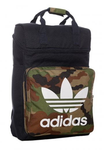 Adidas Classic Camo Collegiate NavyMulticolor Backpack