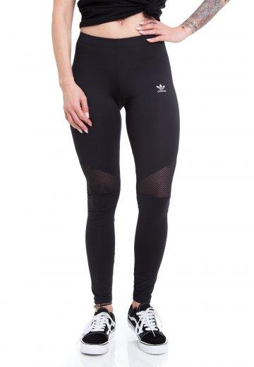 e3a1dd51c0483b Adidas - CLRDO Black - Leggings - Negozio di streetwear ...