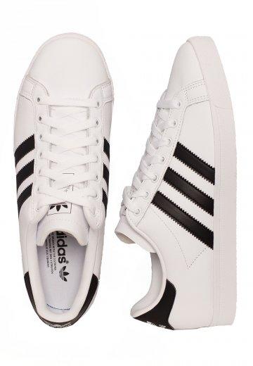 najlepsza cena najlepiej online gładki Adidas - Coast Star FTWR White/Core Black/FTWR White - Shoes