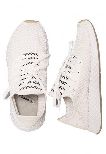 39fa30548d Adidas - Deerupt Runner FTWR White/Core Black/Sesame - Shoes -  Impericon.com UK