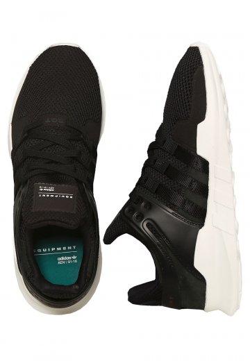 a54601a8b51d69 Adidas - EQT Support A Core Black Core Black Power Blue - Shoes -  Impericon.com AU