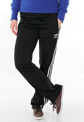 3c58dde12a52 Adidas - Firebird Black White - Girl Track Pants - Streetwear Shop -  Impericon.com Worldwide