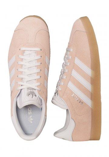 79880b906ff Adidas - Gazelle W Cleora Ftw White Ecrtin - Sapatos de Mulher ...