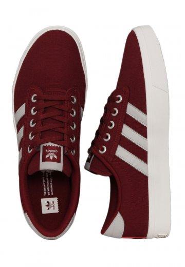 Adidas - Kiel Collegiate Burgundy/Solid Grey/Ftw White - Shoes