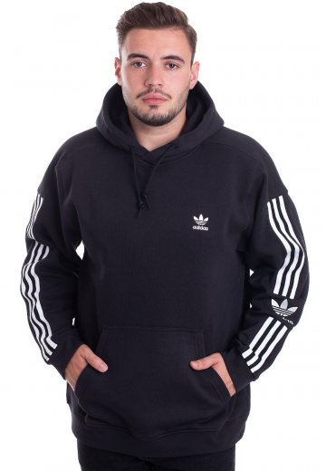 Adidas Lock Up Black Hoodie